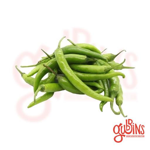 Chilli 100g (Organic)